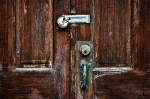 Shiney New Lock