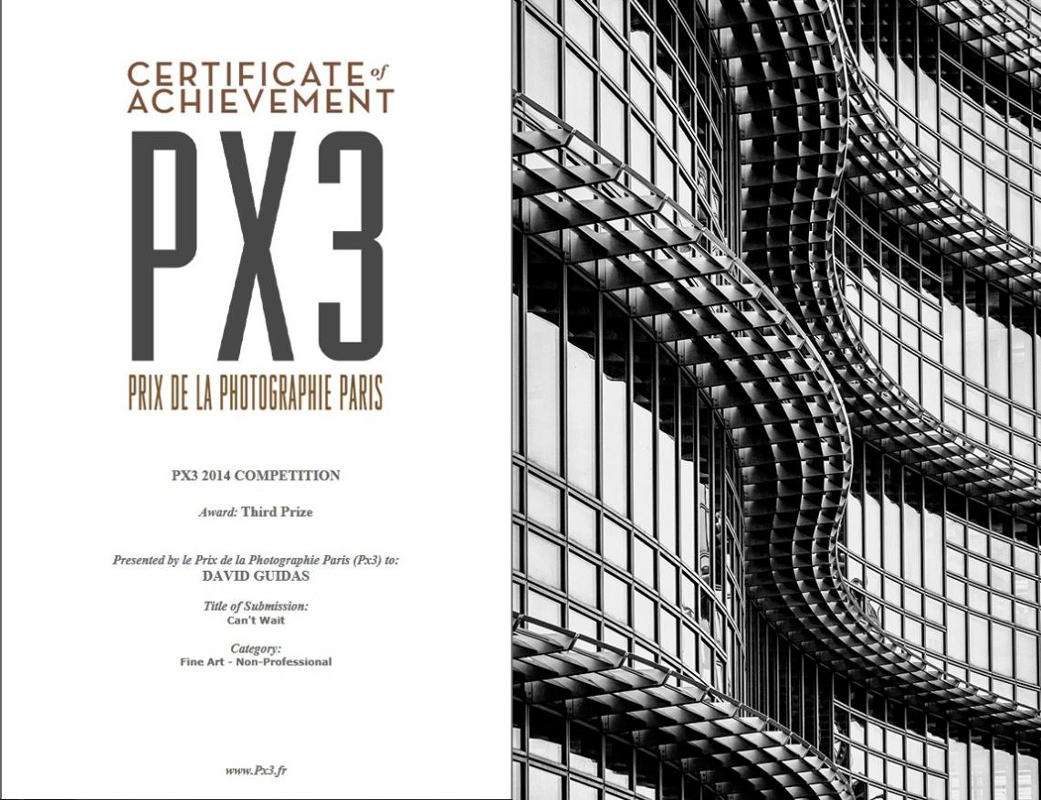 Can't Wait Bronze PX3