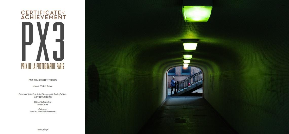 Green Way Bronxe PX3