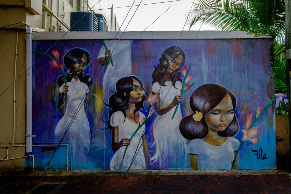 Little Havana Mural No.2