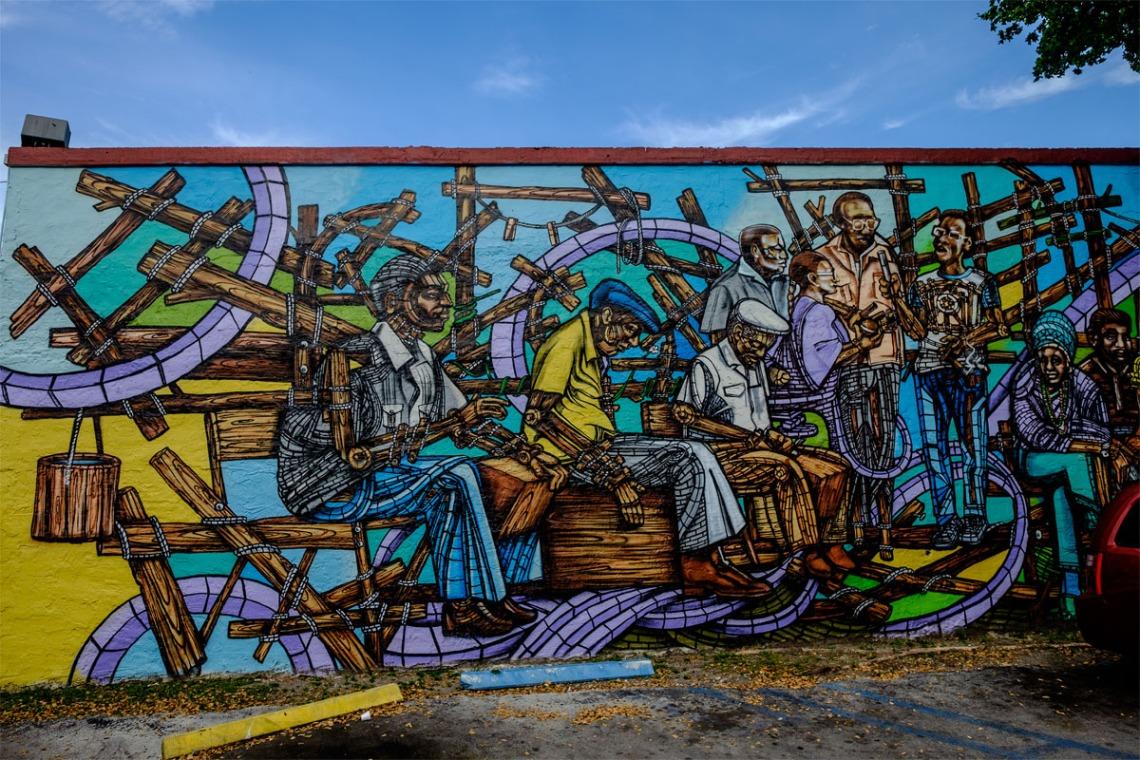 Little Havana Mural